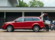2020 Dodge Journey Dimensions