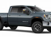 2020 GMC Truck Colors
