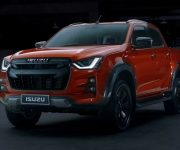 2020 Isuzu Dmax Uk