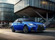 2020 Lexus Is350 F Sport