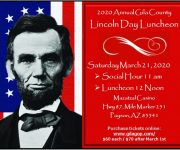 2020 Lincoln Day