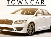 2020 Lincoln Town Release Date
