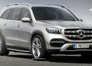 2020 Mercedes Benz Gl550 4Matic