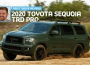 2020 Toyota Sequoia Towing Capacity