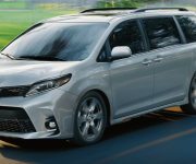 2020 Toyota Sienna Colors