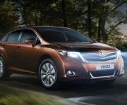 2020 Toyota Venza Images