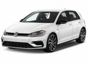 2020 Volkswagen Golf R With Dcc And Navigation