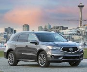 2020 Acura Mdx Towing Capacity
