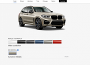 2020 BMW Exterior Colors