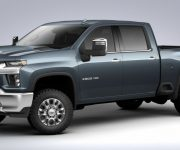 2020 Chevrolet Truck Colors