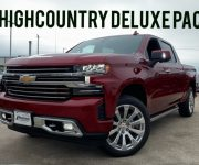 2020 Chevrolet High Country