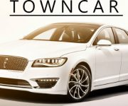 2020 Lincoln Town