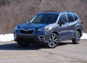 2020 Subaru Forester Mpg