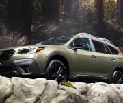 2020 Subaru Outback Colors