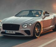 2020 Bentley Continental Gt Top Speed