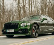 2020 Bentley Spur