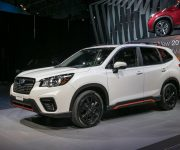 2020 Subaru Towing Capacity