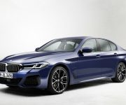 2020 BMW 5 Series Facelift