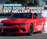 2020 Dodge Muscles