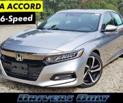 2020 Honda Accord Sport