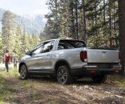 2020 Honda Ridgeline Towing Capacity