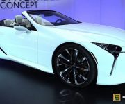 2020 Lexus Is Convertible