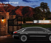 2020 Lincoln Town Images