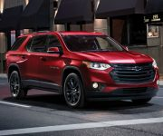 2020 Chevrolet Traverse Mpg