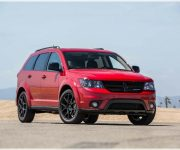 2020 Dodge Journey Configurations