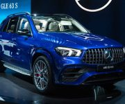2020 Mercedes Benz Amg Gle63 S