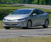 2020 Chevrolet Volt Mpg