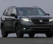 2020 Honda Pilot Colours