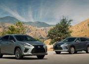 2020 Lexus Rx Third Row