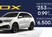 2020 Acura Mdx Lease