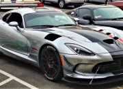 2020 Dodge Viper Top Speed