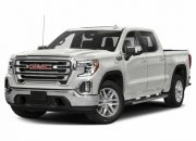 2020 GMC White Frost Tricoat