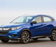 2020 Honda Hrv Ground Clearance