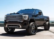 2020 GMC Lifted