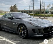 2020 Jaguar F Type R Awd