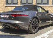 2020 Jaguar F Type Convertible