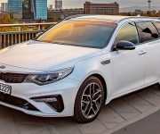 2020 Kia Optimas