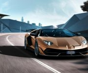 2020 Lamborghini Aventador Top Speed