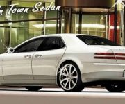 2020 Lincoln Town Concept