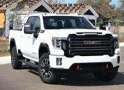 2020 GMC Off Road Truck