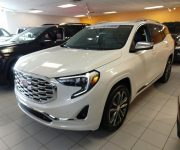 2020 GMC White Frost