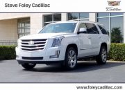 2020 Cadillac Escalade Luxury Collection