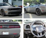 2020 Dodge Challenger Convertible