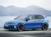 2020 Volkswagen Golf R Horsepower