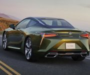 2020 Lexus Paint Colors