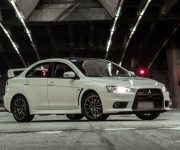 2020 Mitsubishi Evolution Final Edition